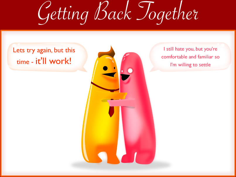 Getting Back Together