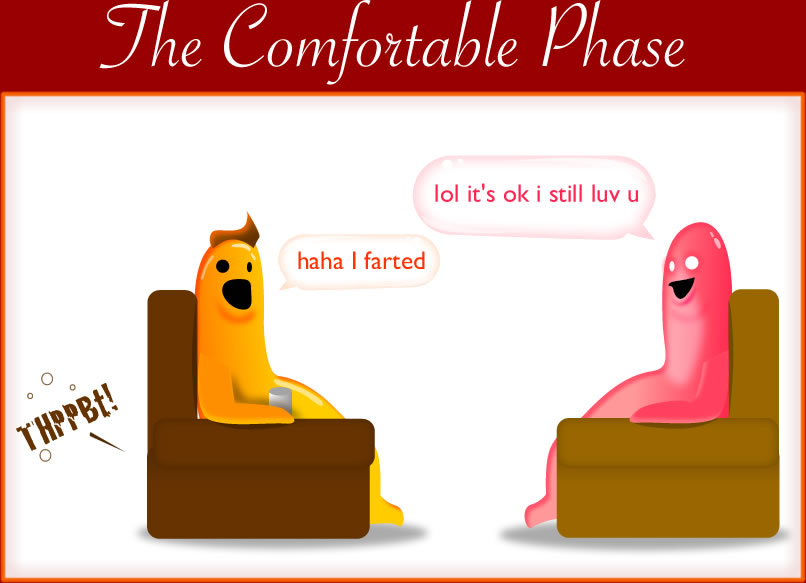 The Comfortable Phase