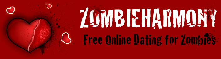 ZombieHarmony - Free Dating Site for Zombies