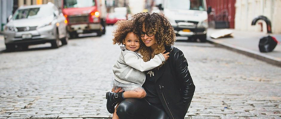 Single parent dates again by dating apps