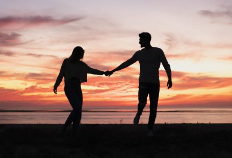 A couple is taking their relationshio to next level