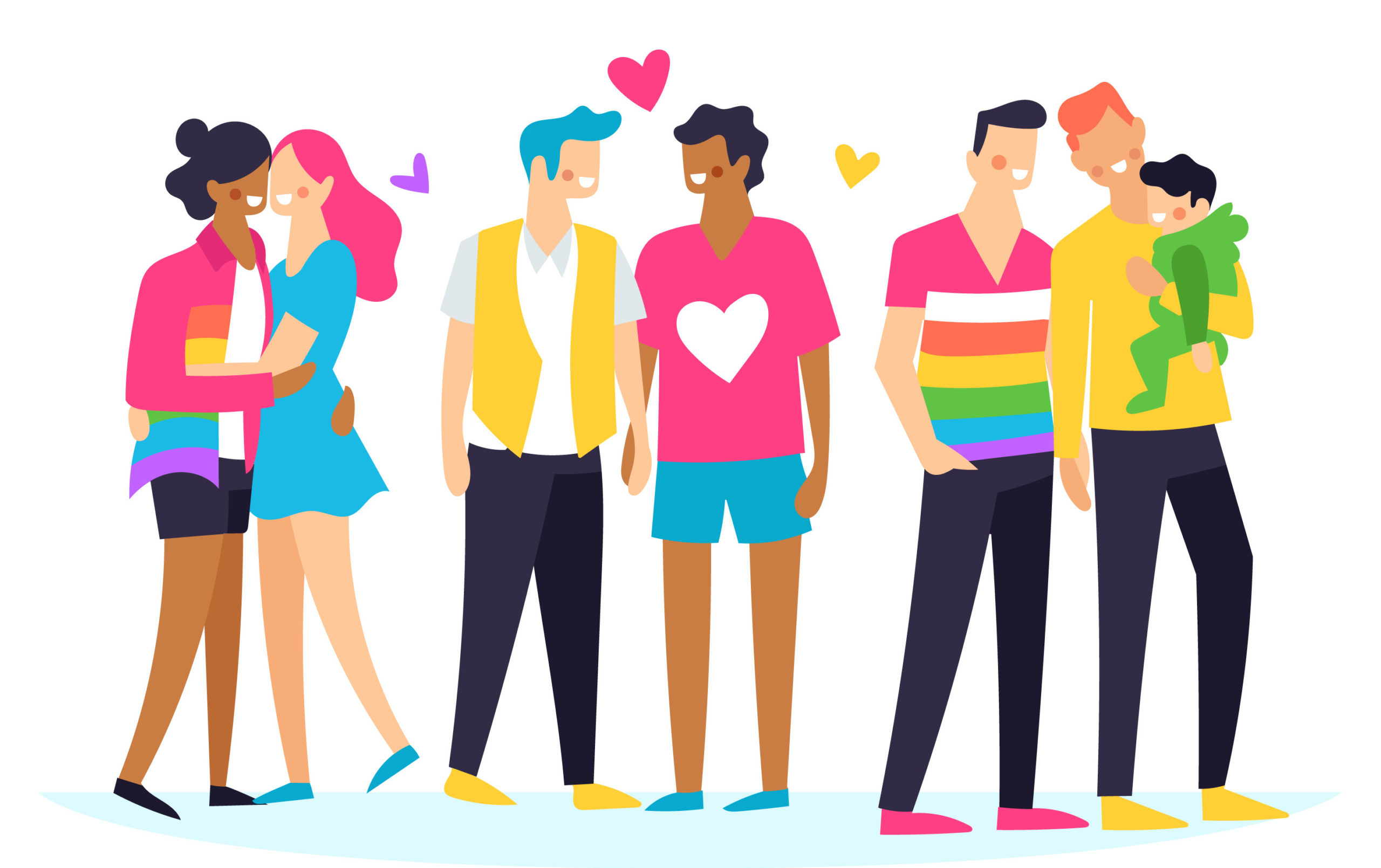 LGBTQ Community With Rising Number Of Dating Apps In 2020