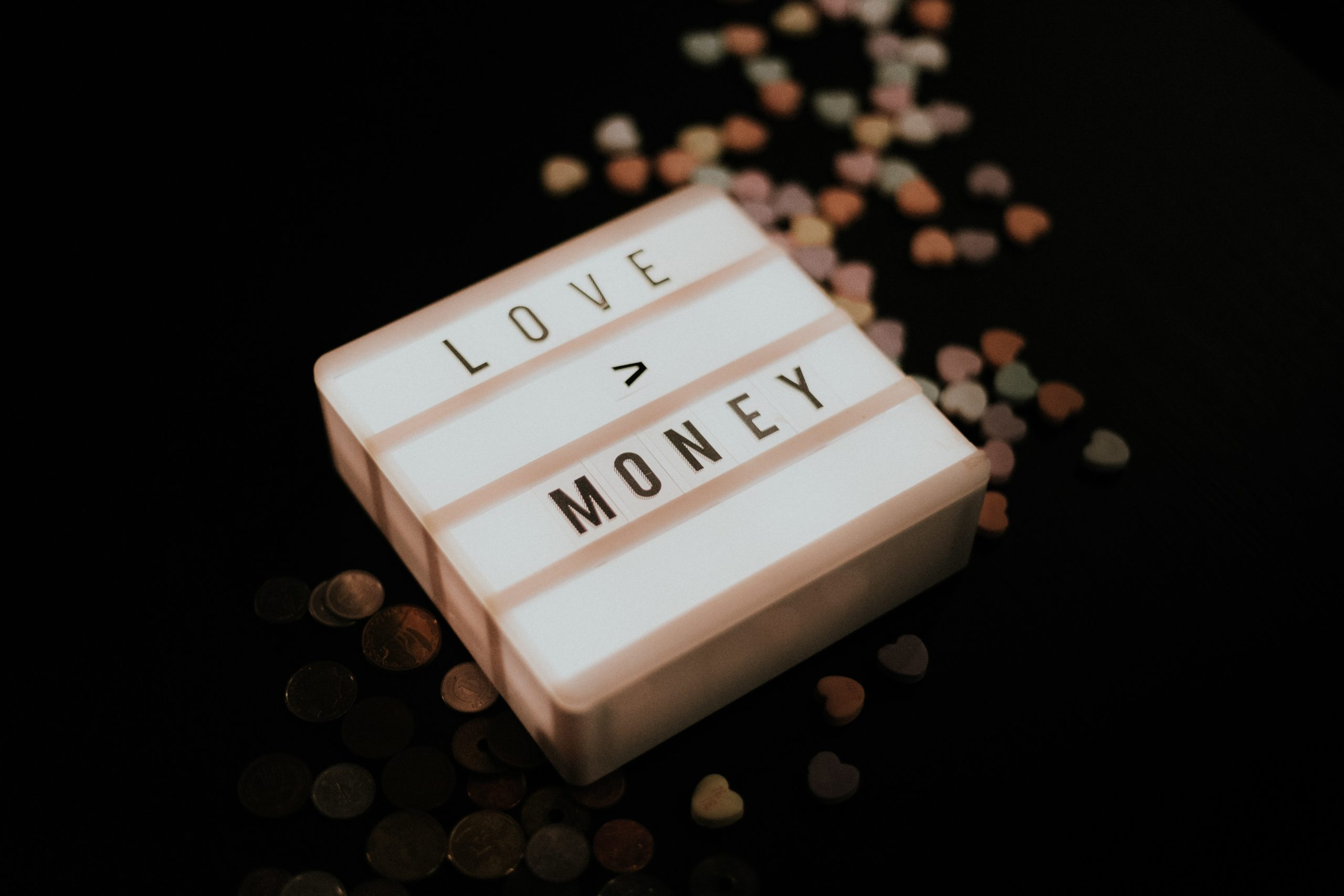 How much does love cost: Is money a thing in relationship?