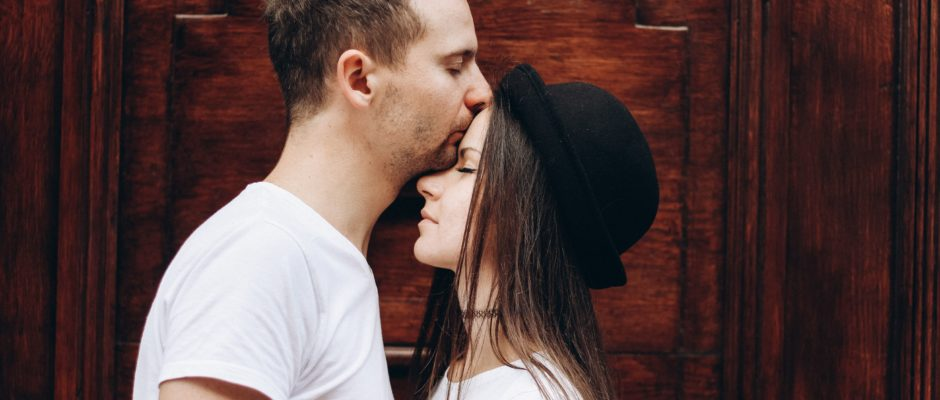 A dating couple shows pillars of a romantic relationship