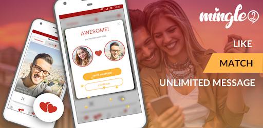 mingle2 dating app banner